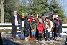Nexus Members at Coolmore