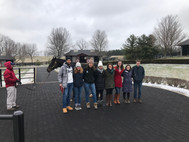 Nexus Members with MIDNIGHT STORM, full brother to our Corot.