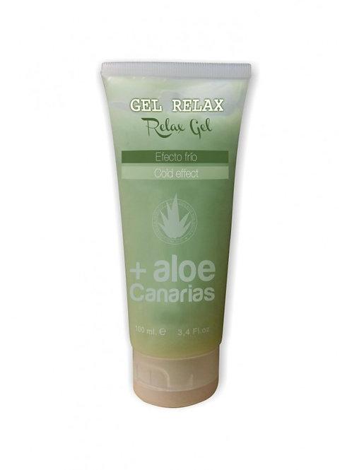 GEL RELAX EFFET FROID D'ALOE VERA 100 ml