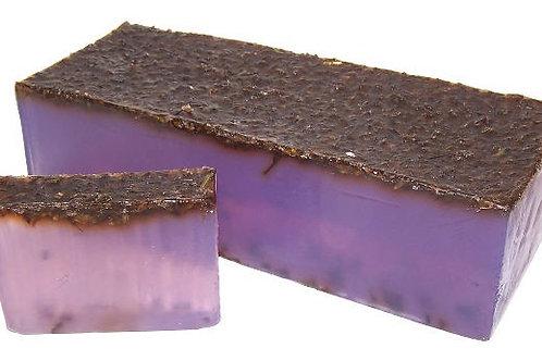 Savon artisanal - Lavande Relaxante  (environ 100 grs)
