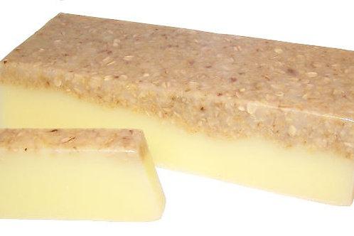 Savon artisanal - Banane et Noix de coco  (environ 100 grs)