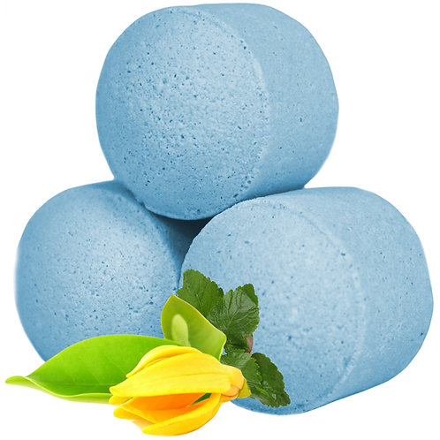 Minis boules de bain - Ylang & Patchouli