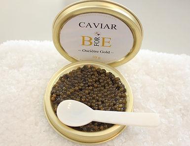 caviar b-for-e oscietre