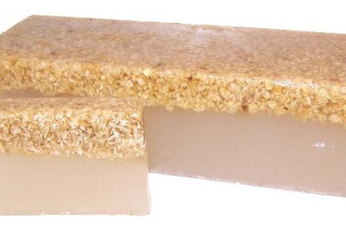 Savon artisanal - Miel et Céréales  (environ 100 grs)