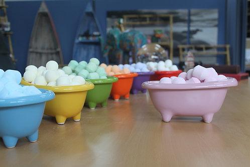 Mini Baignoire en Céramique -