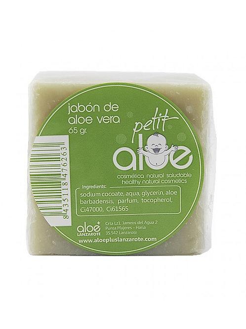 SAVONNETTE PETIT D'ALOE VERA 65 mg