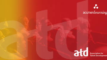 Build Business Acumen at ATD 2021 - Aug 29 - Sept 1!