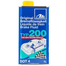 Brake Fluid - DOT 4