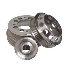 Pulley Kit (silver)