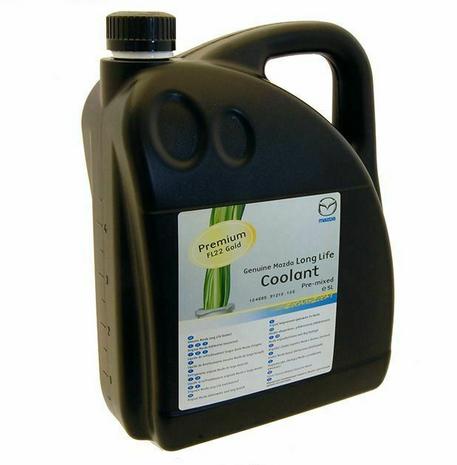 FL 22 Radiator Coolant