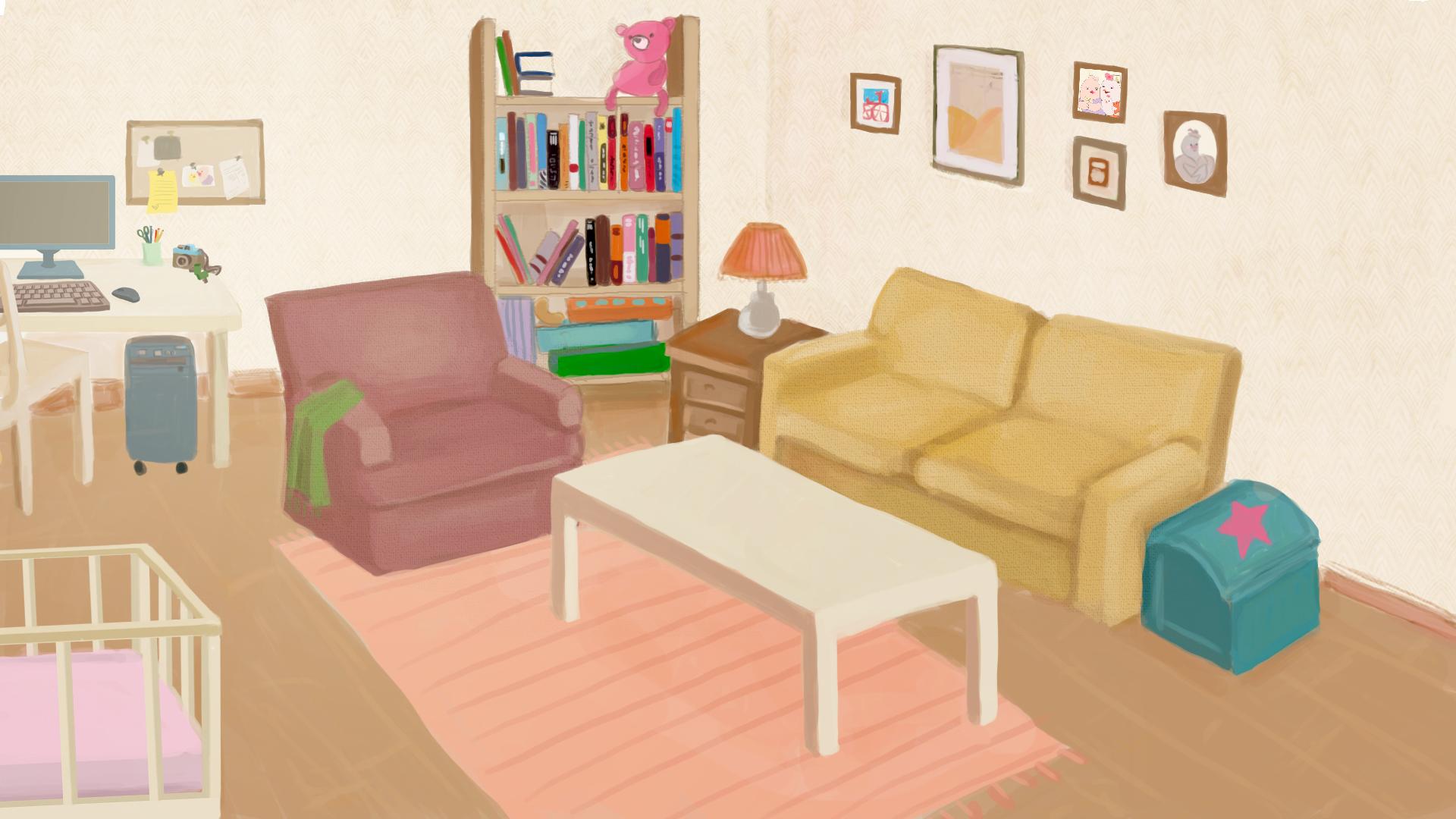 Bkg For Animation #2