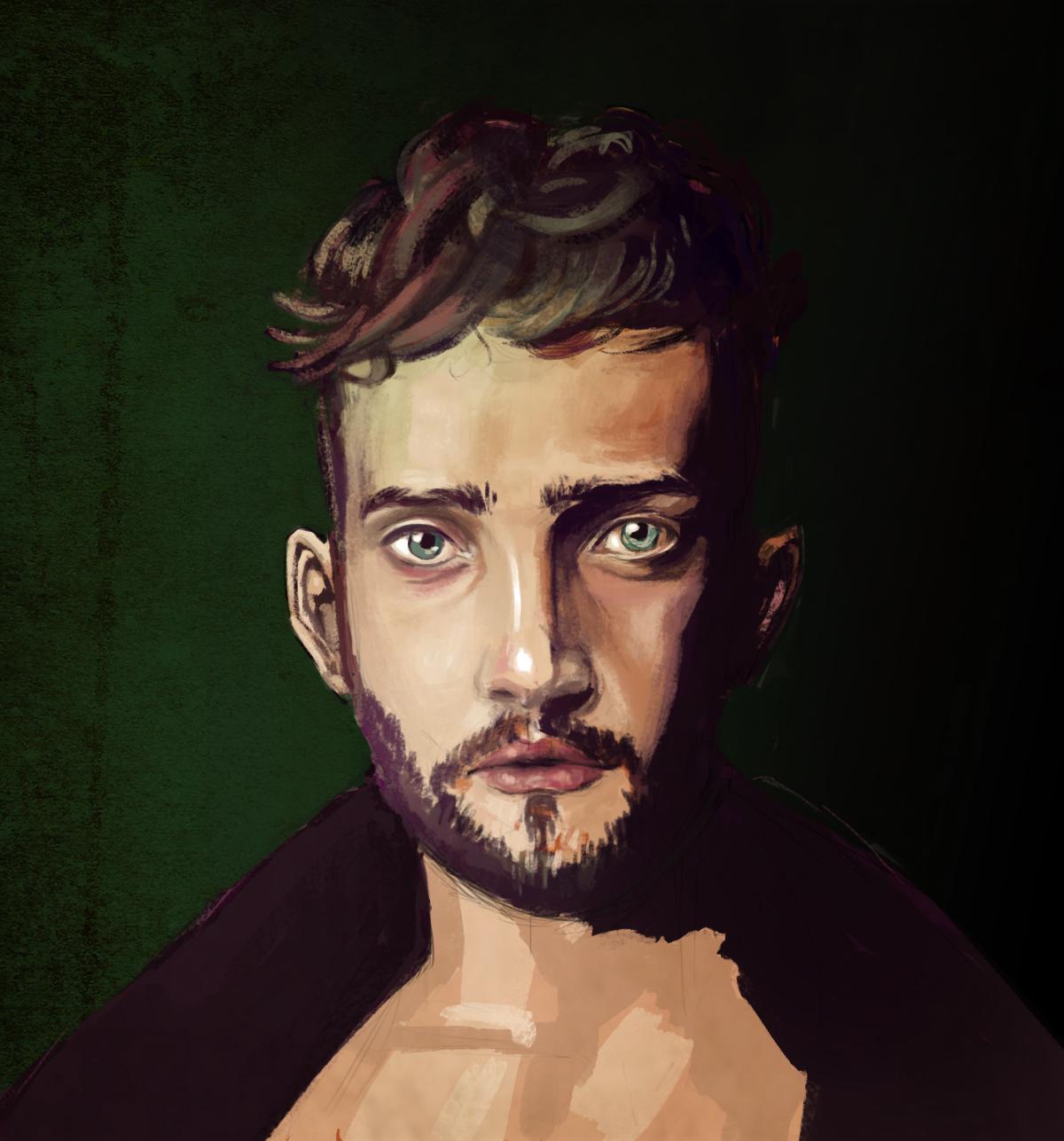 Portrait #8