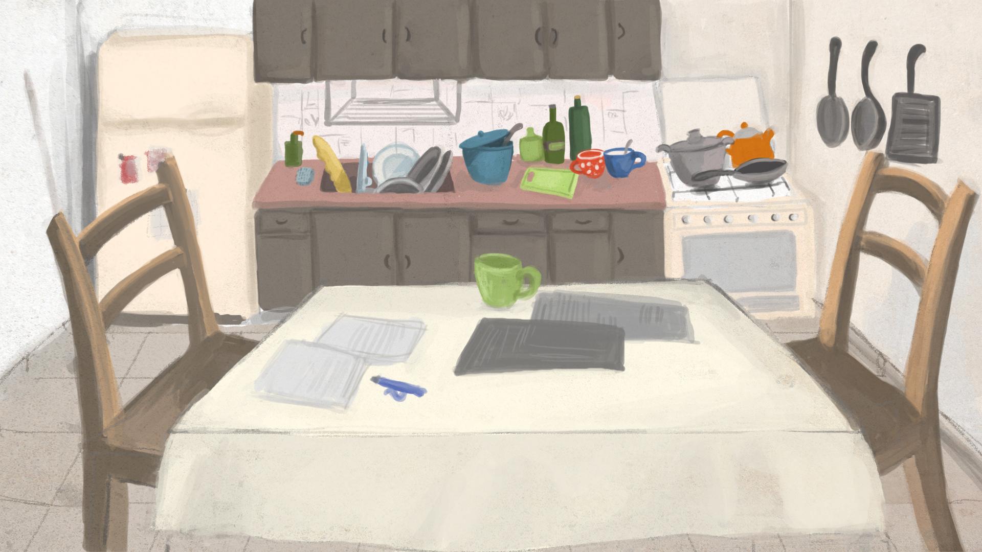 Bkg For Animation #3