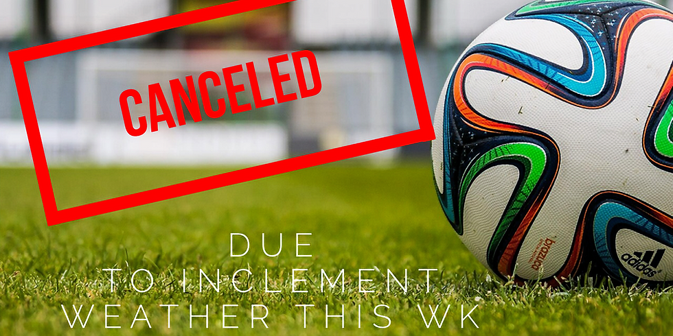 CANCELLED DUE TO INCLEMENT WEATHER - Mega Sports Camp