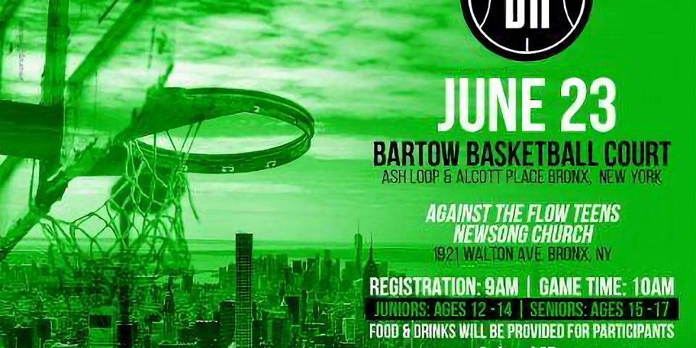 Against The Flow 2nd Annual Youth Basketball Tournament