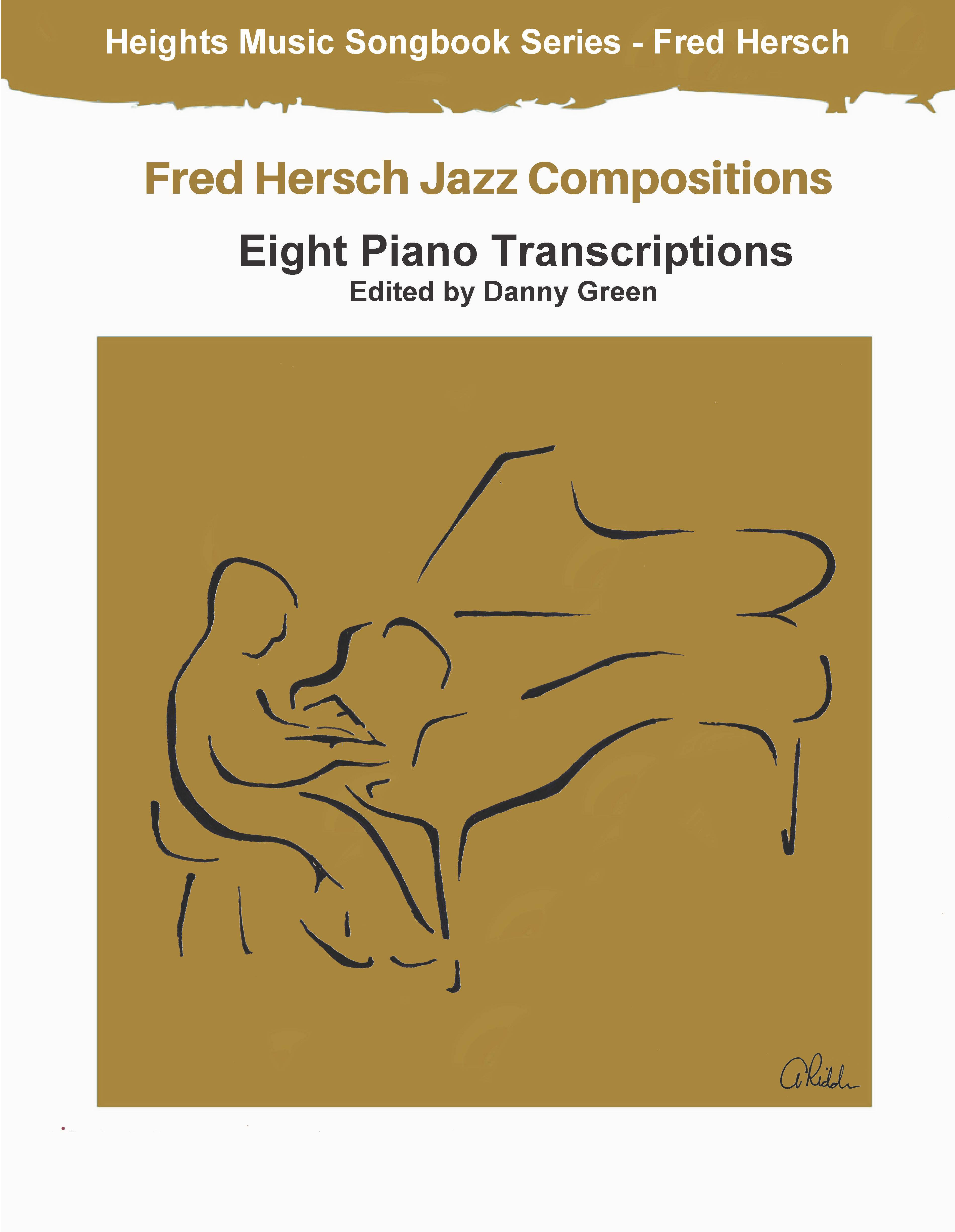 Fred Hersch 8 Piano Transcriptions pdf download