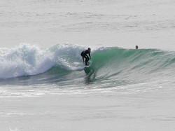surf plage de pontaillac