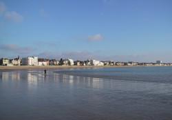 Grande plage de royan