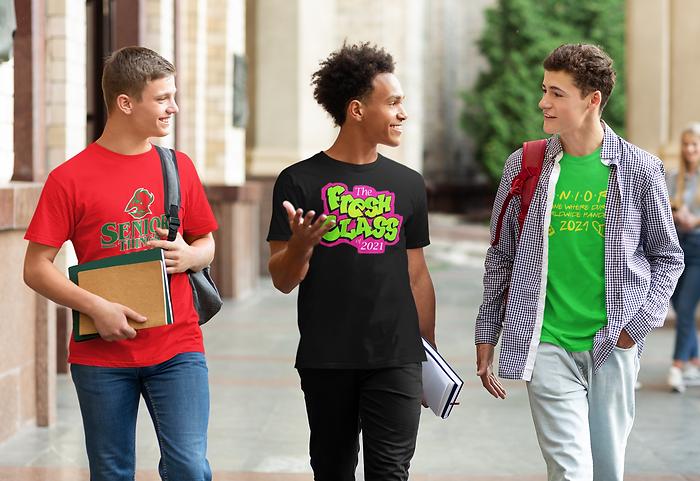 t-shirt-mockup-of-three-students-hanging