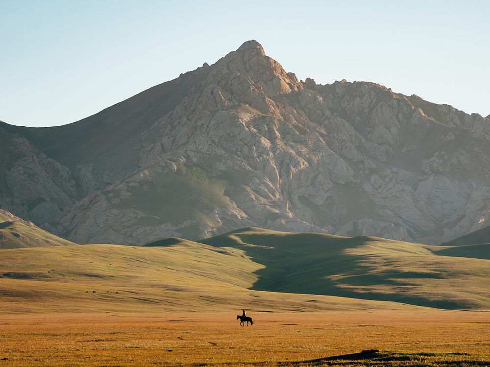 The Lone Horse Man (Matt Horspool)