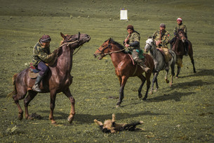 Life as a Nomad: A Day In Kyrgyz Ata