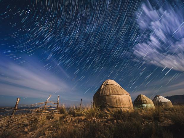Bel Tam Yurt Camp (Matt Horspool)