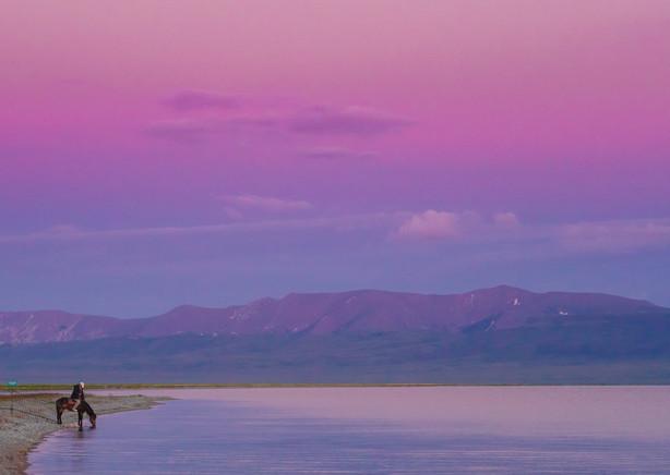 Pastel Song-Kol Sunset  (Kel Morales)