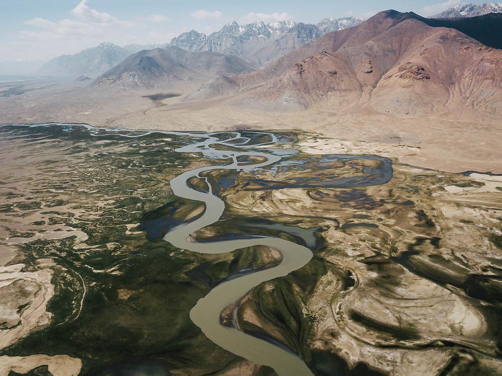 Tajik Serpent: Matt Horspool