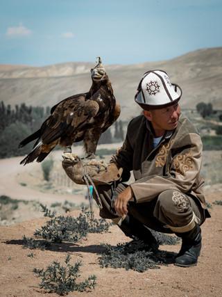 The Eagle Hunter (Kel Morales)
