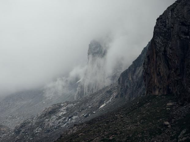 Misty Mountains in the Ak-Sai Gorge (Matt Horspool)