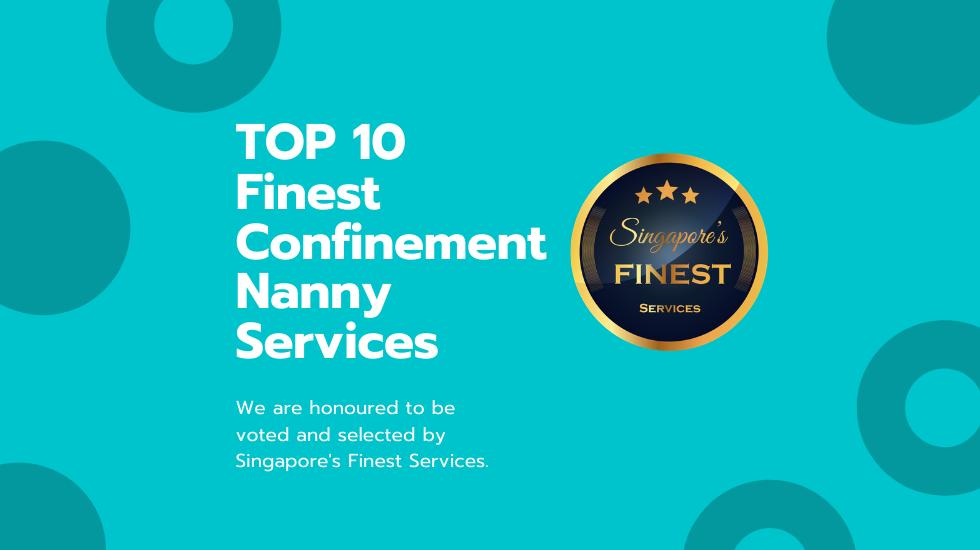 Top 10 Finest Confinment Nanny Services.
