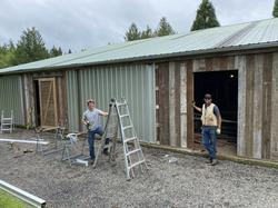 Old Barn Remodel