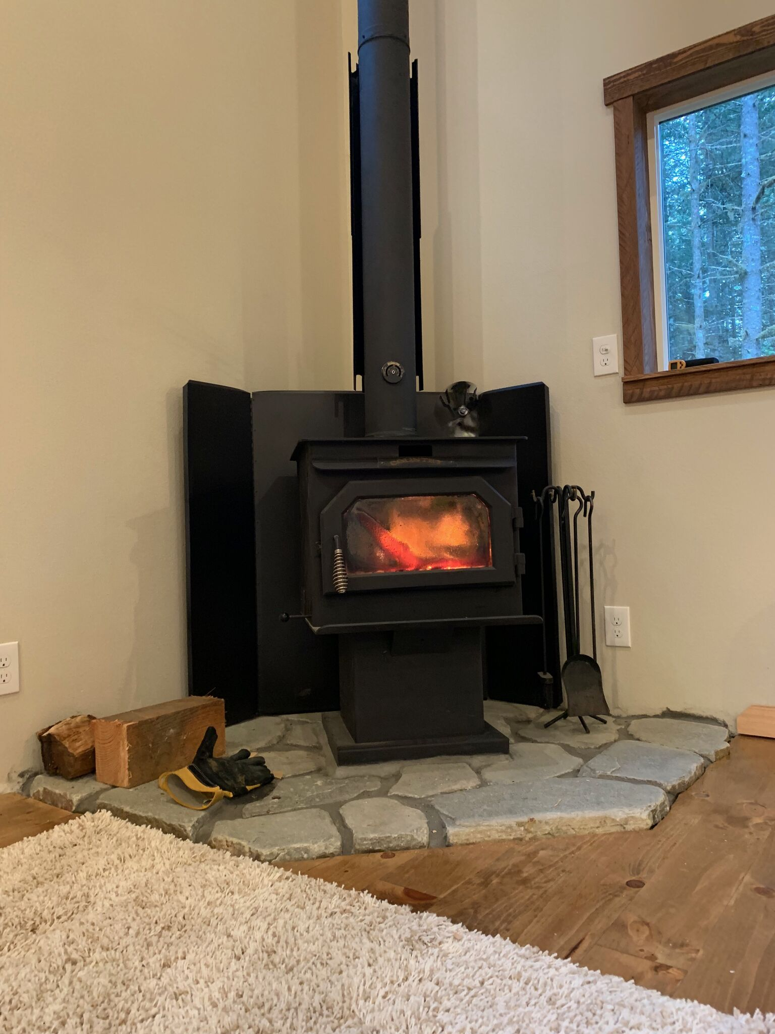 Custom Hearth