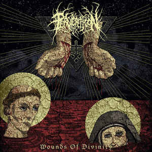Perverticon - Wounds of Divinity LP