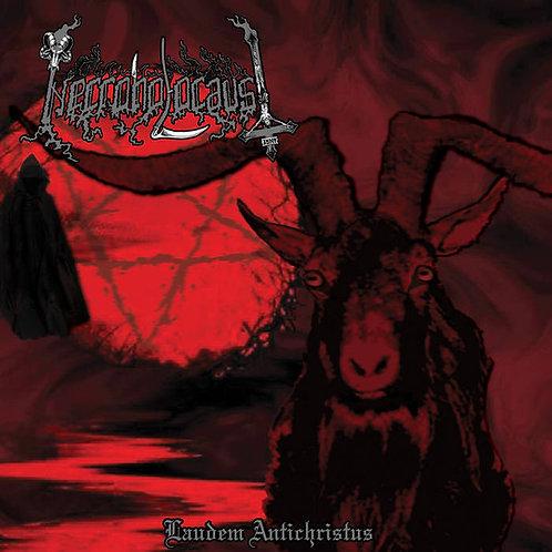 """Necroholocaust - Laudem Antichristus 7""""EP"""