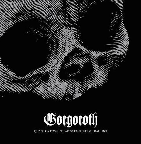 Gorgoroth – Quantos Possunt Ad Satanitatem Trahunt CD
