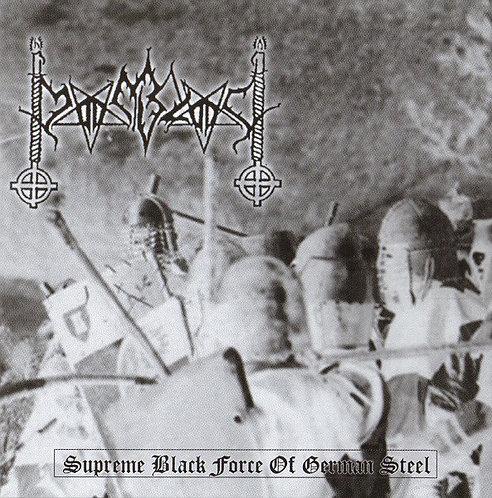Moonblood – Supreme Black Force of German Steel CD