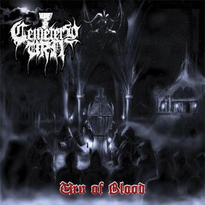 Cemetery Urn ‎– Urn Of Blood CD