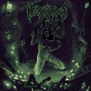 Necrovorous ‎– Funeral For The Sane LP