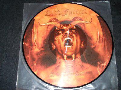 Dark Funeral - Attera Totus Sanctus PIC-LP