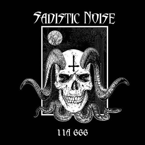 Sadistic Noise - 11A 666 CD