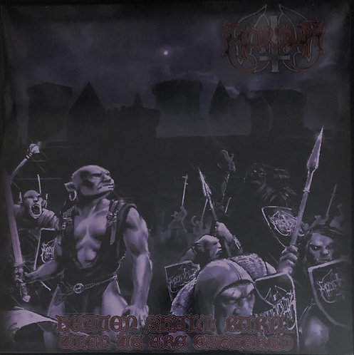 Marduk - Heaven Shall Burn... When We are Gathered LP