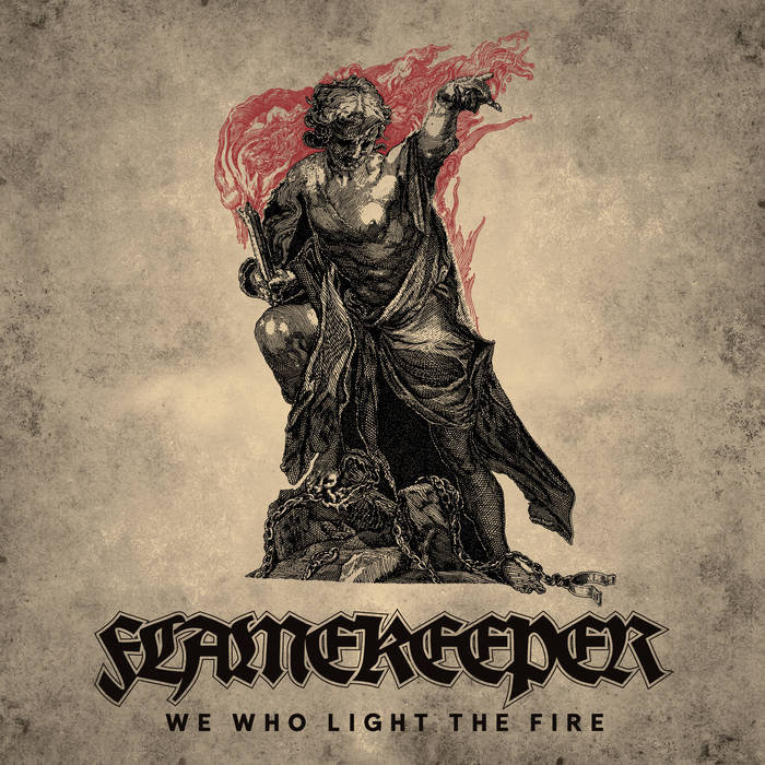 Flamekeeper We Who Light The Fire Mlp Shadow Records