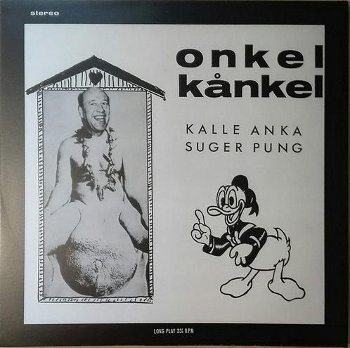 Onkel Kånkel - Kalle Anka Suger Pung CD