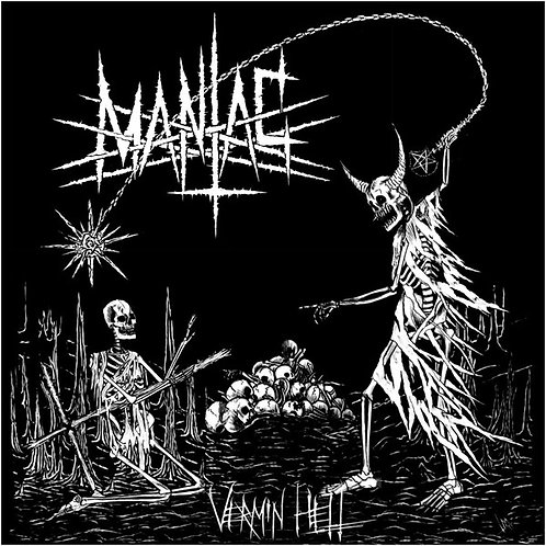 Maniac - Vermin Hell LP