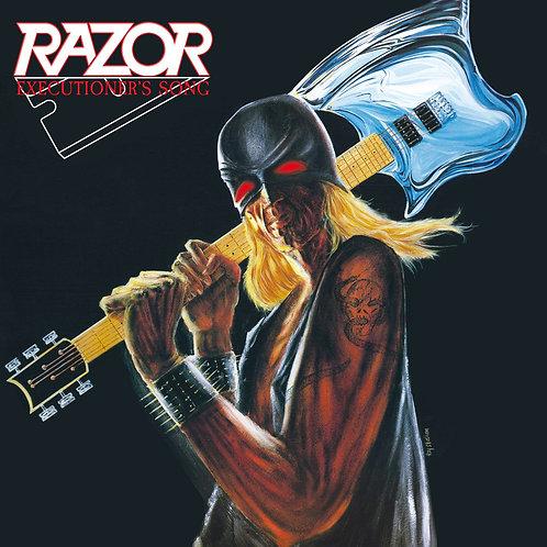 Razor - Executioner's Song LP