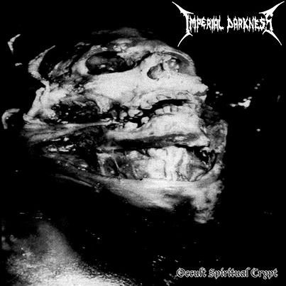 Imperial Darkness ‎– Occult Spiritual Crypt CD