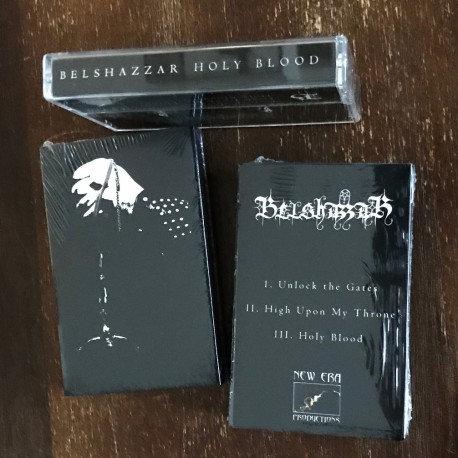 Belshazzar - Holy Blood Demo TAPE