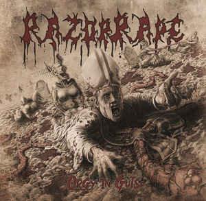 RazorRape – Orgy In Guts LP