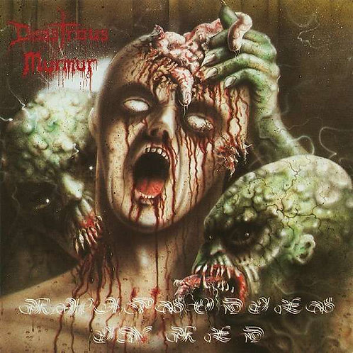 Disastrous Murmur - Rhapsodies in Red CD